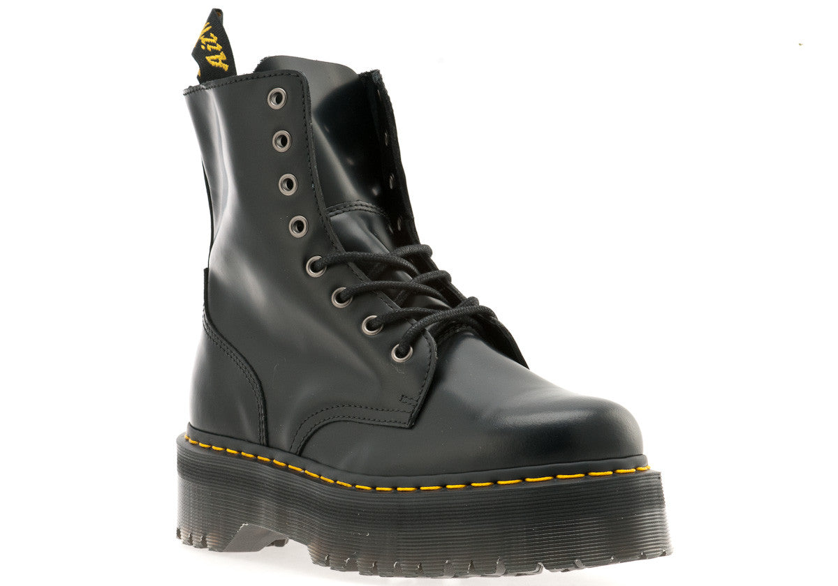 Dr. Martens jadon 8-eye lace up boot