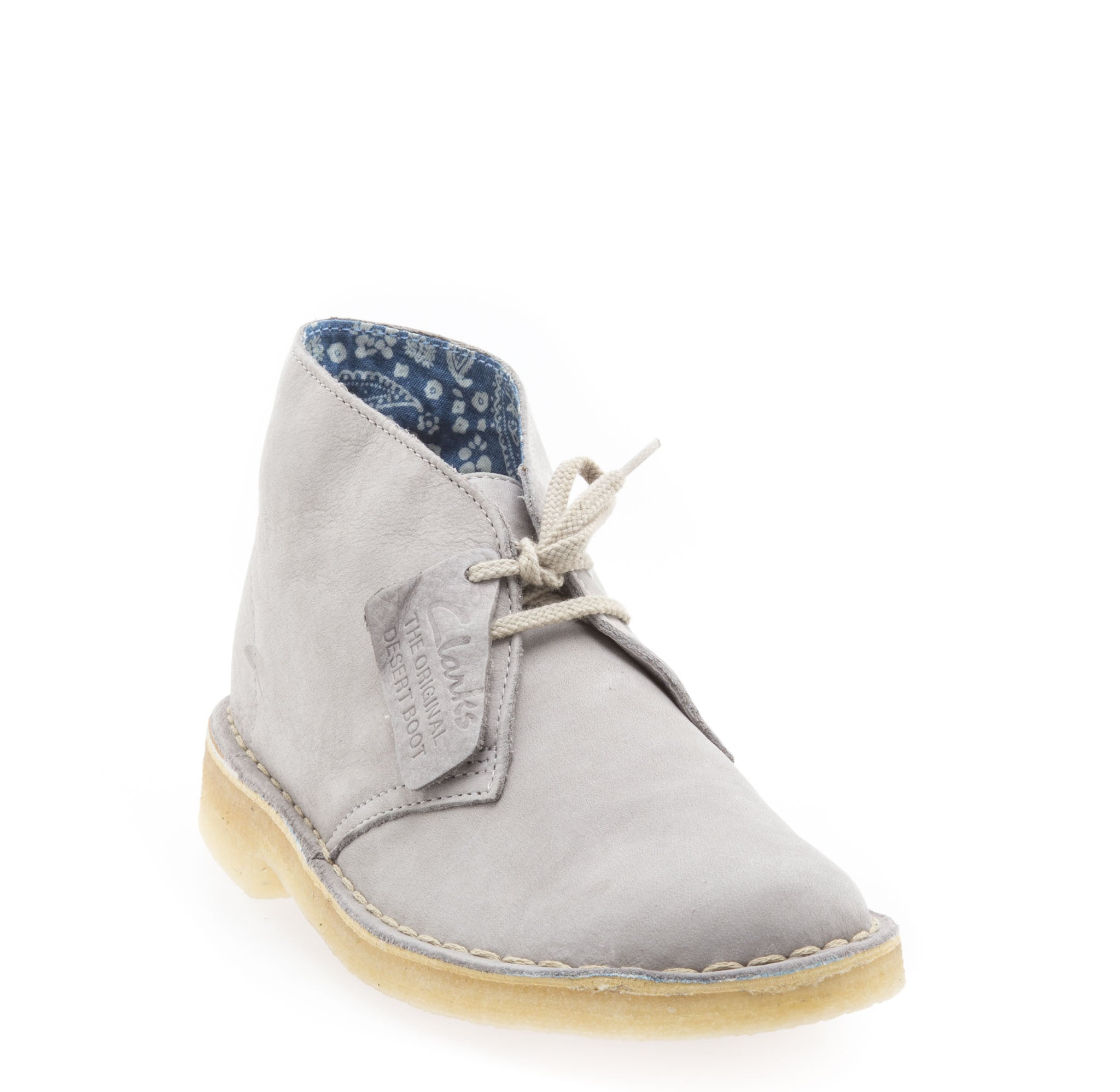 Womens Desert Stone Boot
