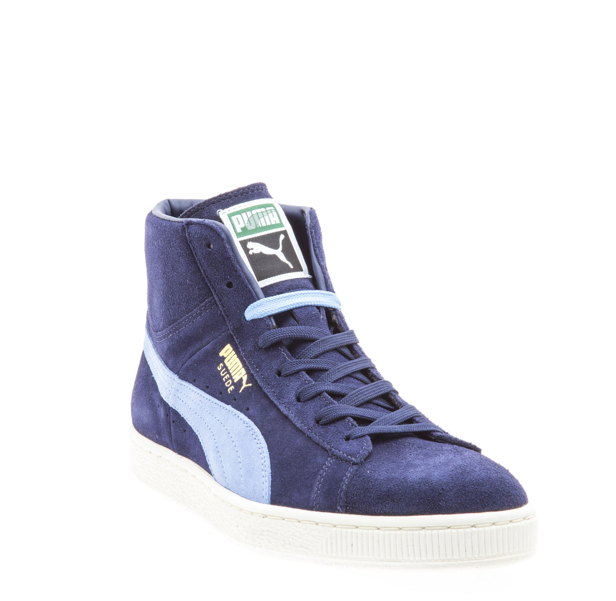 Mens Suede Mid Classic +