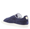 Mens Suede Rubber Toe