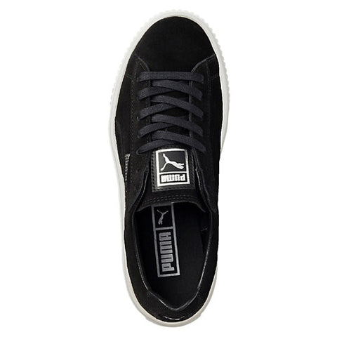 SUEDE CREEPER CORE BLK/WHT