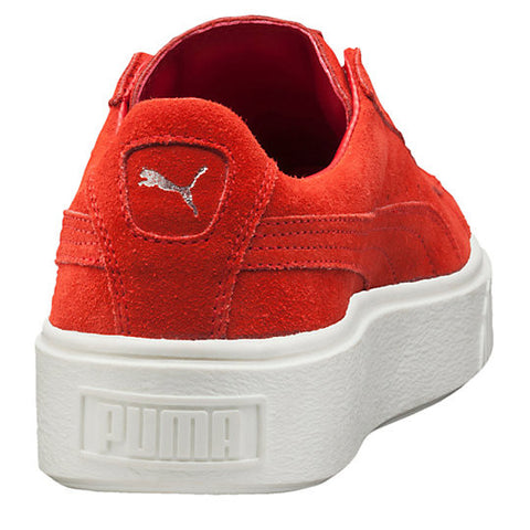 SUEDE CREEPER CORE BARBADOS CHERRY