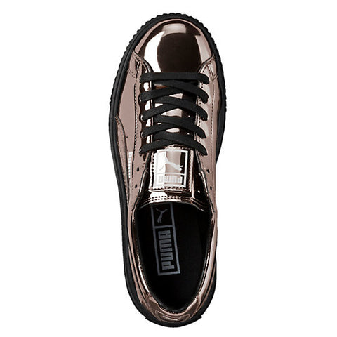 BASKET CREEPER METALLIC BLK