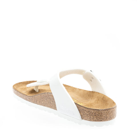 Womens Gizeh Pearly White