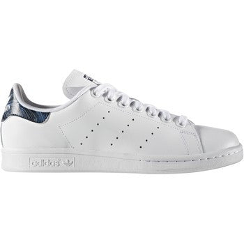 W STAN SMITH WHT/WHT/INDIGO