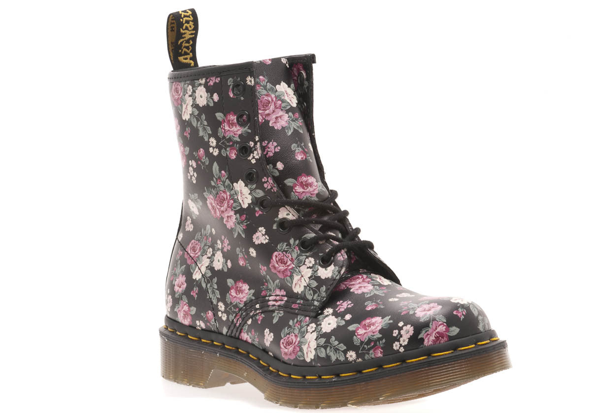 Dr. Martens 1460 8-eye vintage rose
