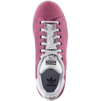 K STAN SMITH COLOR SHIFT SHOCK PINK/WHT