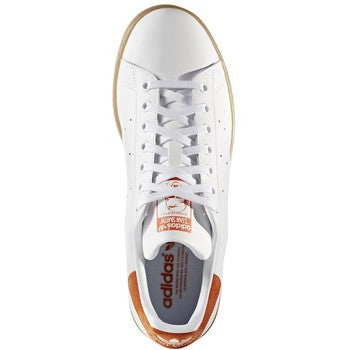 STAN SMITH GUM PACK WHT/WHT/ORANGE