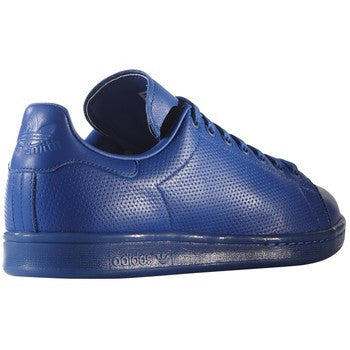 STAN SMITH TRANSLUCENT OUTSOLE BLUE LO LACE UP