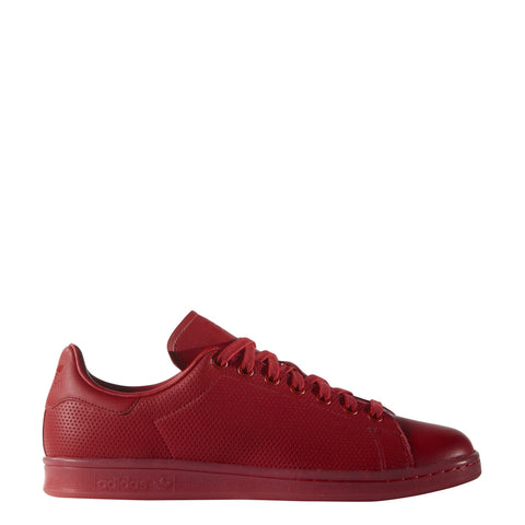 STAN SMITH TRANSLUCENT OUTSOLE SCARLET LO LACE UP