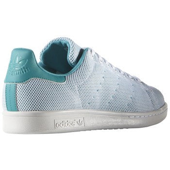 STAN SMITH SUMMER MESH UPPER SHOCK GRN/WHT LACE UP