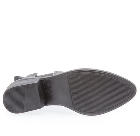 Womens Stormy Matte Black