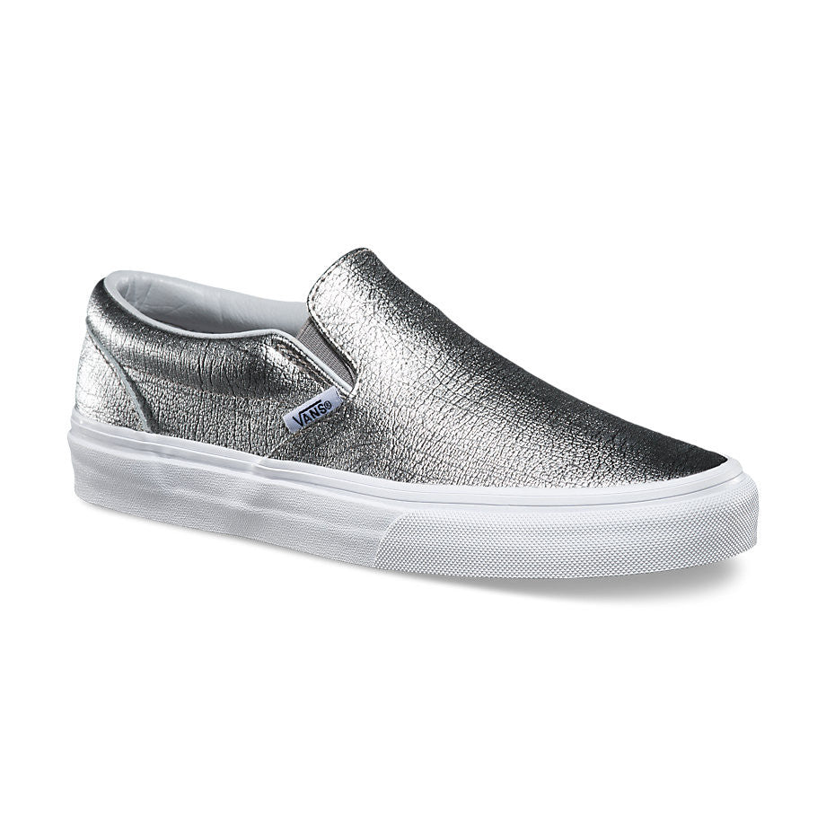 Foil Metallic Classic Slip-On