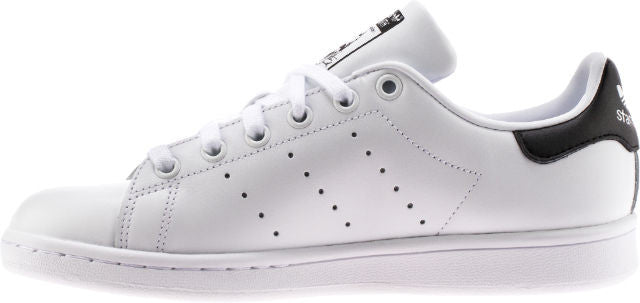 W STAN SMITH WHITE BLACK