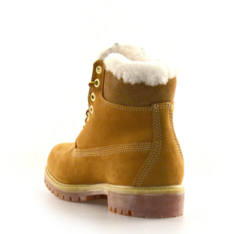 6 in Premium Fur Linned Boots
