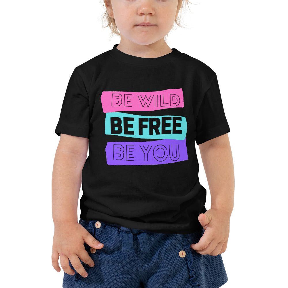 BE YOU Toddler Short Sleeve Tee
