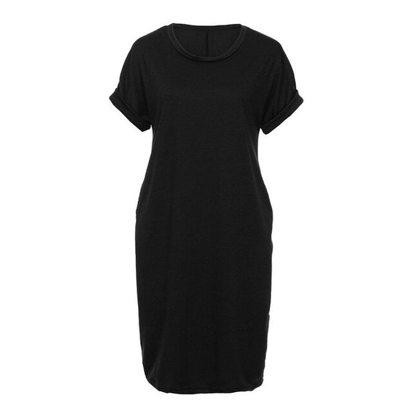 Pocket T Dress
