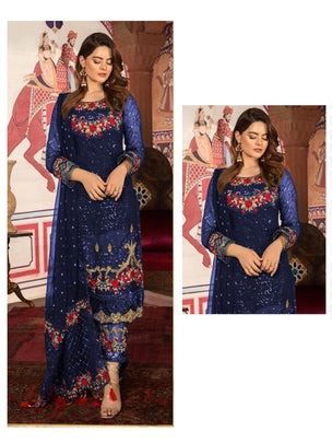Pakistani Festive Hit Designer and Party Wear Collection 55001