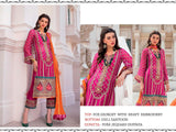 Bright Party Wear Georgette Pakistani Style Suit