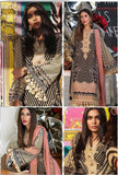 Black Gold Sana Safinaz Pure Pakistani Lawn 1002