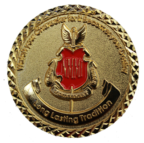 New Alumni Challenge Coin