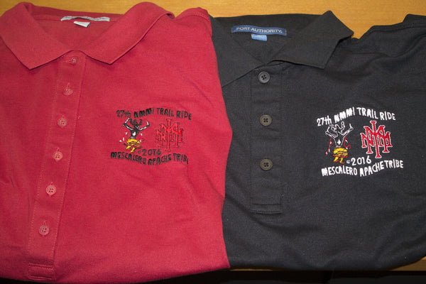 Trail Ride Polo Shirt