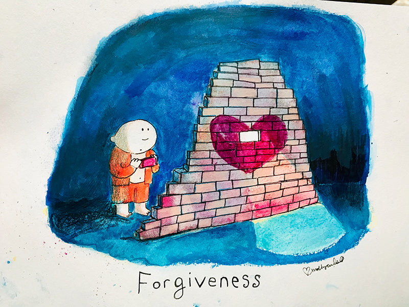 Today's Doodle: Forgiveness