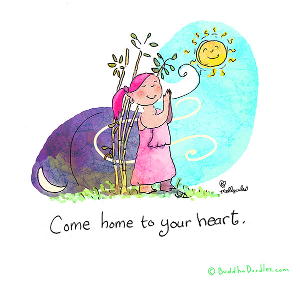 Come home to your heart