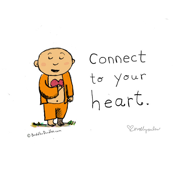 Connect to Your Heart