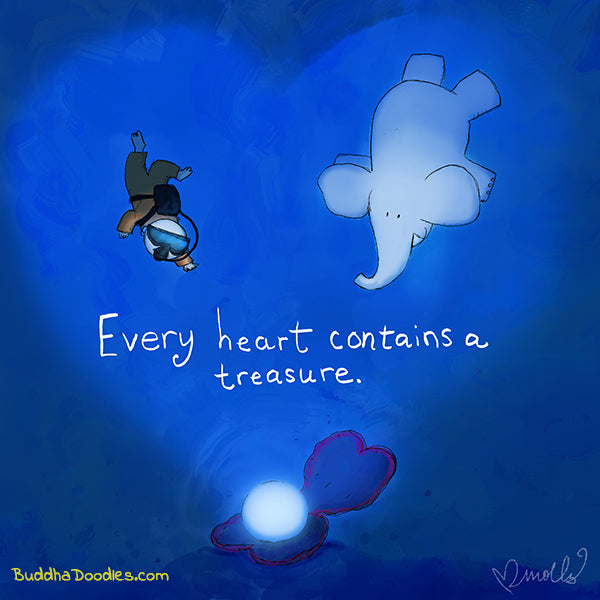 Every Heart Contains a Treasure