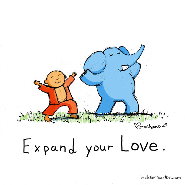 Expand your Love
