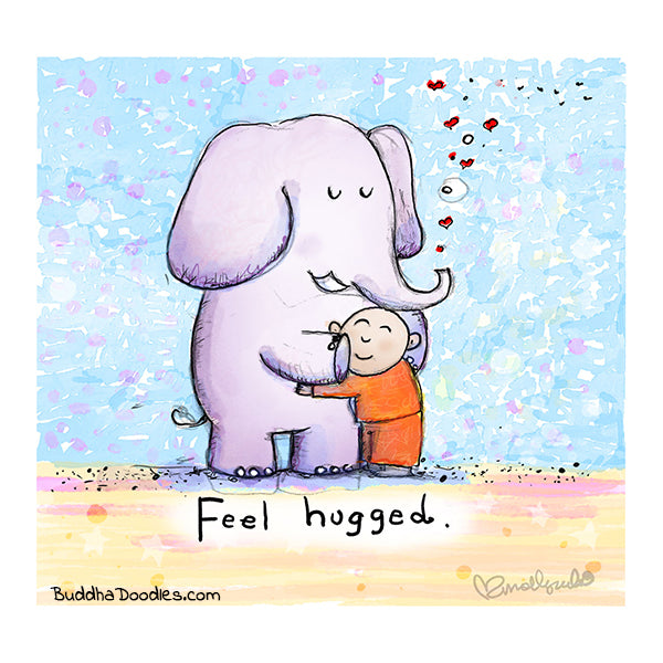 Feel Hugged