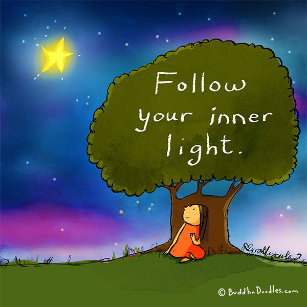 Follow your inner light