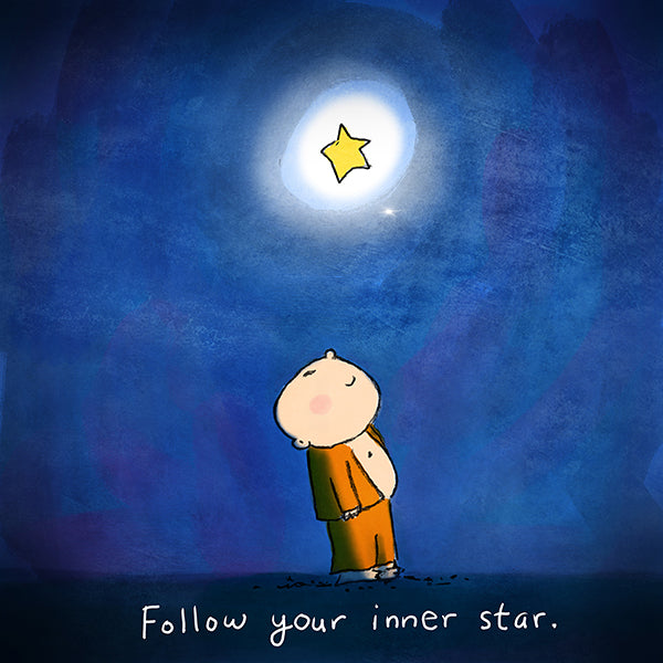 Today's Doodle: Follow your inner star