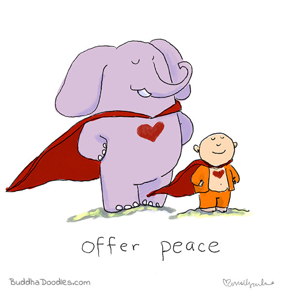 Offer Peace