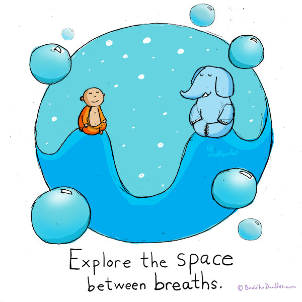 Explore the Space Between Breaths