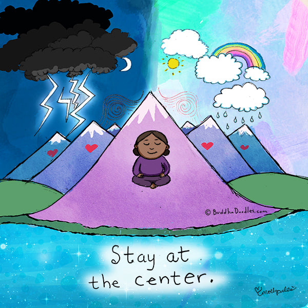 Stay at the Center