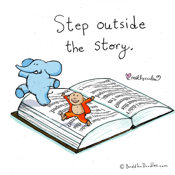 Step Outside the Story