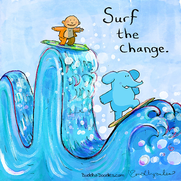 Surf the Change