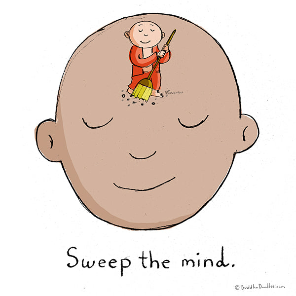 Sweep the Mind