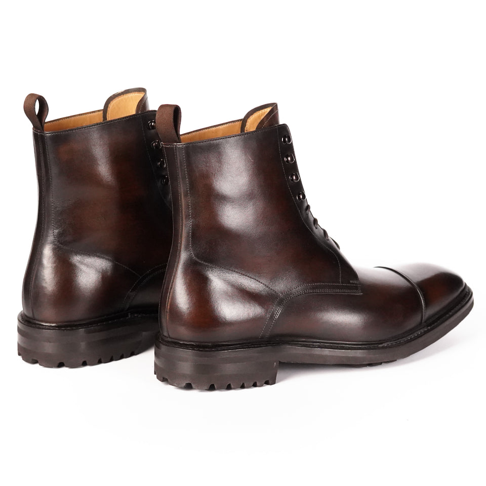 Carlos Santos Jumper Boots (Coimbra) - Camden Connaught Luxury Shoes