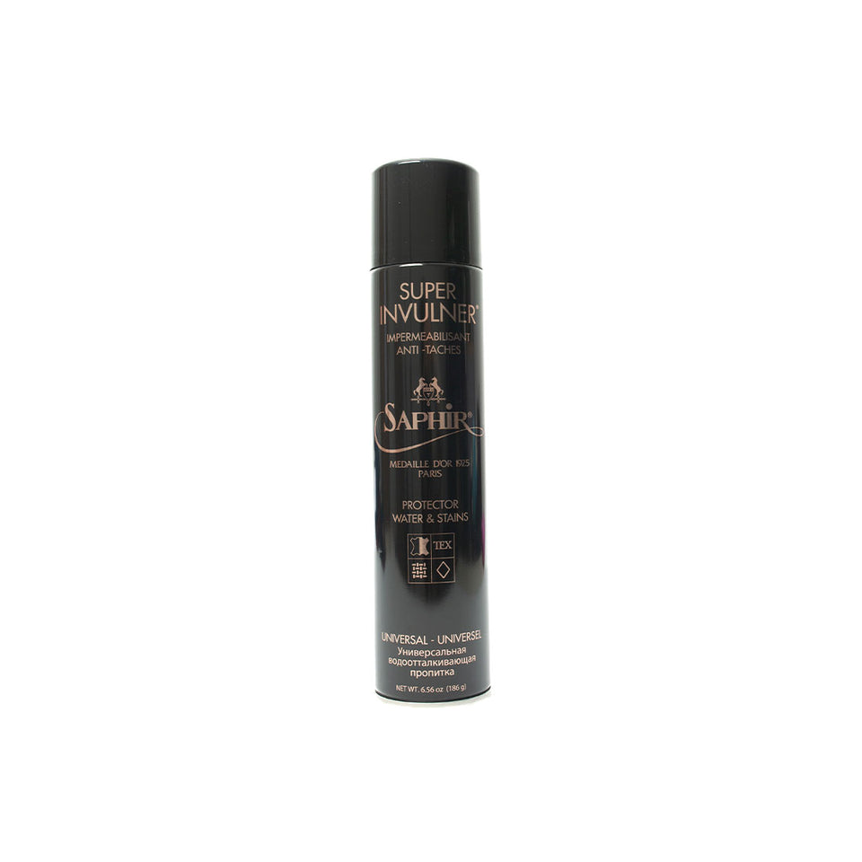 Saphir Medaille D'Or Super Invulner Spray – Stain Protector - Camden Connaught Luxury Shoes