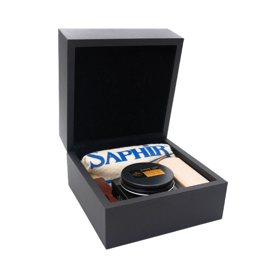 Saphir Medaille Luxury Leather Care Set - Camden Connaught Luxury Shoes