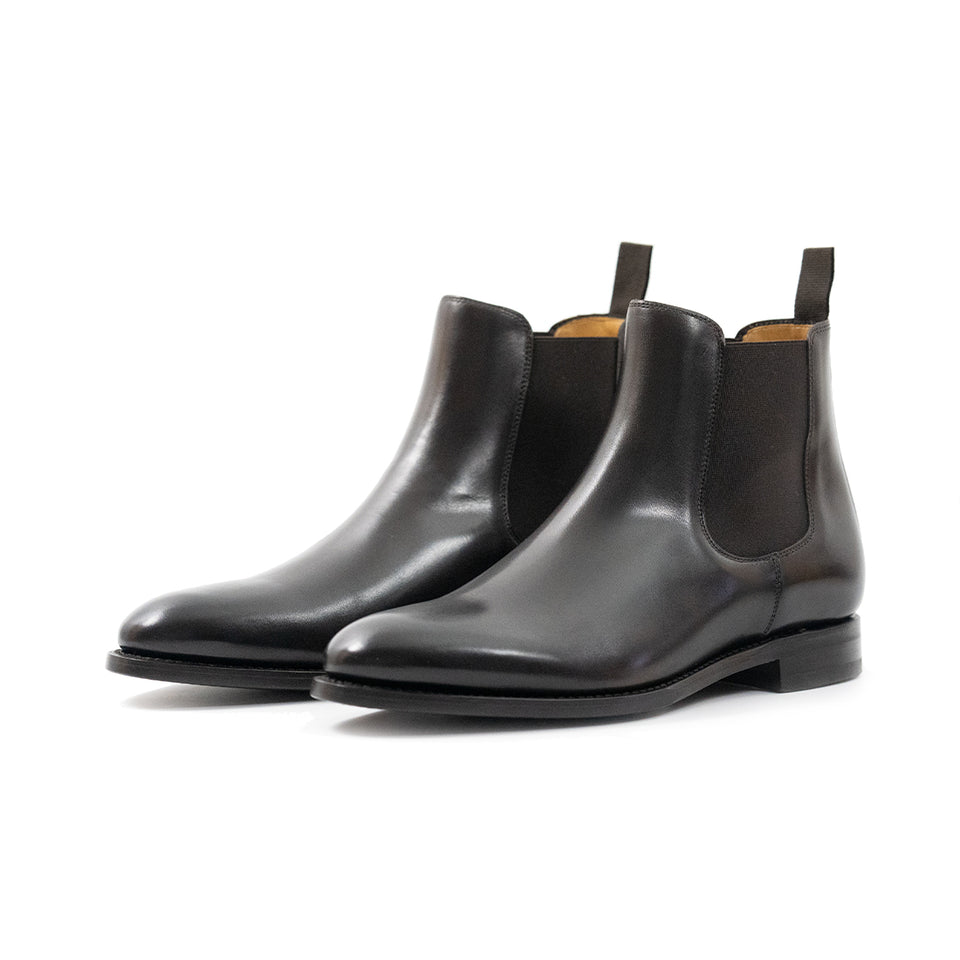 Berwick 1707 Chelsea Boot (Brown) - Camden Connaught Luxury Shoes