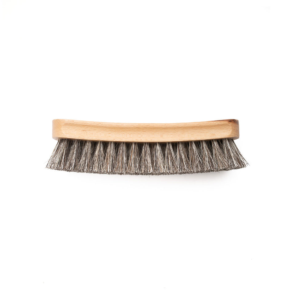Saphir Horsehair Polishing Brush - Camden Connaught Luxury Shoes