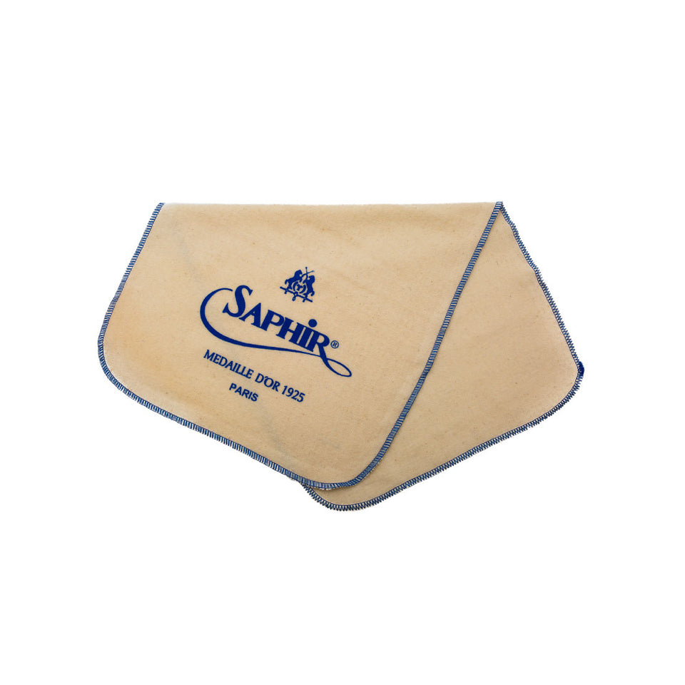 Saphir Medaille D'Or Polishing Cloth - Camden Connaught Luxury Shoes