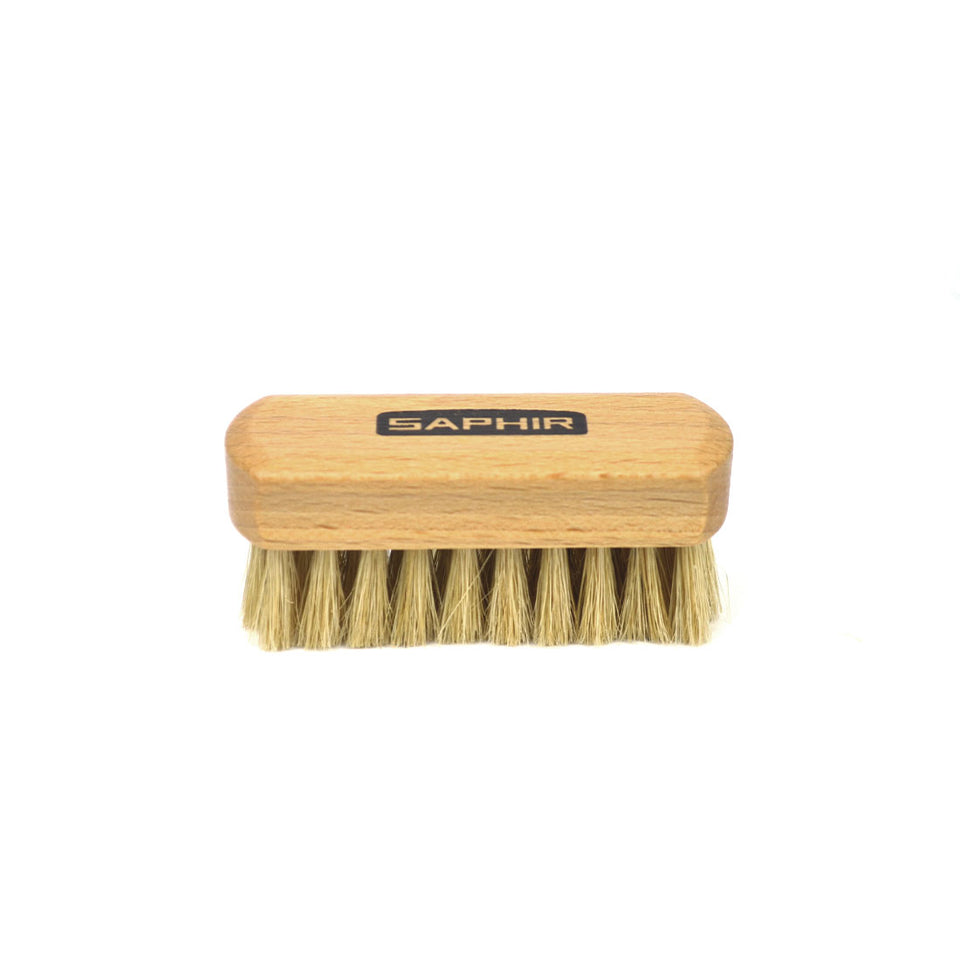 Saphir Travel Polishing Brush - Camden Connaught Luxury Shoes