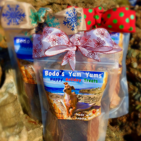 Our Happy Holiday Treats are now available thru Dec 20th. :)