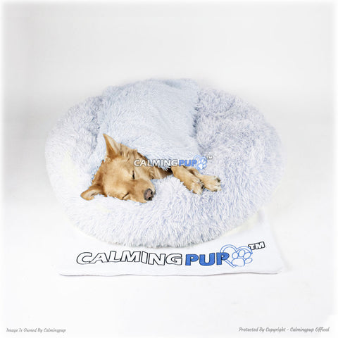 Calming dog bed usa official 1-3 day delivery! (30% off today)