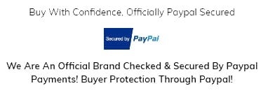 Paypal Officially Secured